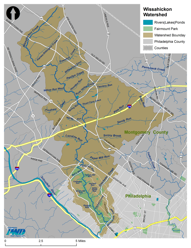 Wissahickon_Watershed