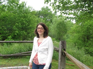Meghan Rogalus: Bucks County Watershed Specialist